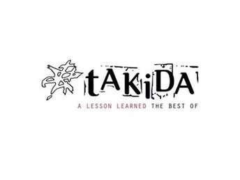 Takida: A lesson learned / Best of... (3 Vinyl LP)