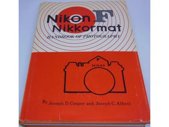 NIKON F Nikkormat, Handbook of Photography 1969