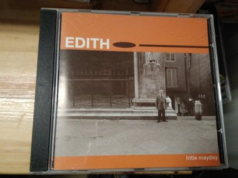 Edith - Little mayday, CD, rare!
