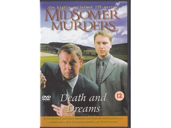 Midsomer Murders Deadh and Dreams 2003 DVD