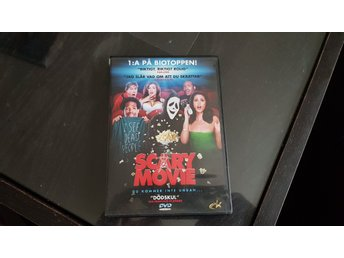 Scary Movie DVD-film