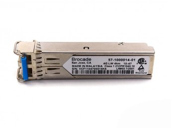 Brocade 57-1000013-01 Fiber Optical Transceiver GBIC 4G SW 4Gb Shortwave 850nm S