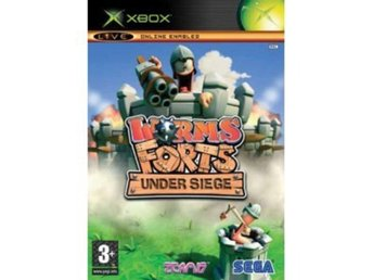 Worms: Forts Under Siege - Xbox