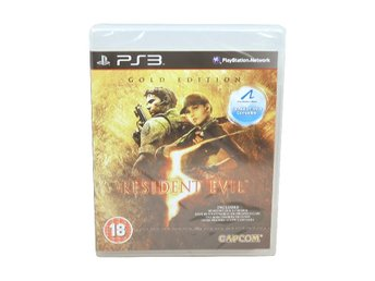 Resident Evil 5: Gold Edition (NYTT Ps3)