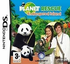 Planet Rescue Endangered Island - Nintendo DS