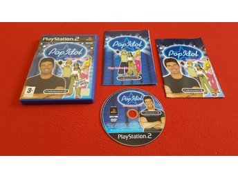POP IDOL till Sony Playstation 2 PS2