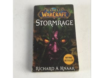 Bok, World of Warcraft, Richard A. Knaak, Pocket, ISBN: 9781439189467, 2010