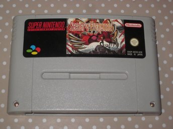 secret of evermore  , snes , kasset