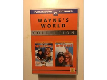 Wayne´s world collection 1 & 2/2-disc/Mike Meyers/Dana Carvey