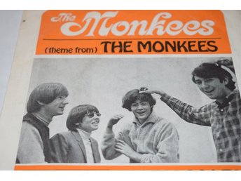 The Monkees    Theme from The Monkees / Mary Mary