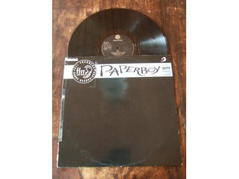 PAPERBOY / Ditty (4 Remixer) / 12''- 1993 / TECHNO / HOUSE