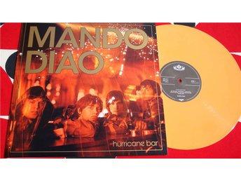 MANDO DIAO - HURRICANE BAR LP 2004 FIRST PRESSING RARE - Sundsvall - MANDO DIAO - HURRICANE BAR LP 2004 FIRST PRESSING RARE - Sundsvall