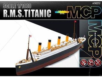 Academy 1/1000 R.M.S. Titanic MCP - Skoghall - Academy 1/1000 R.M.S. Titanic MCP - Skoghall
