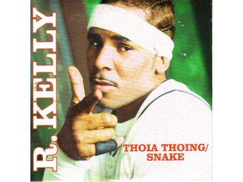 R. Kelly-Thoia thoing/Snake / CD-singel