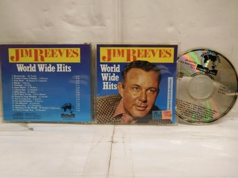 JIM REEVES - WORLD WIDE HITS