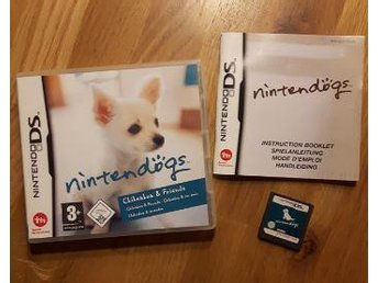 Nintendogs - Chihuahua & Friends till Nintendo DS