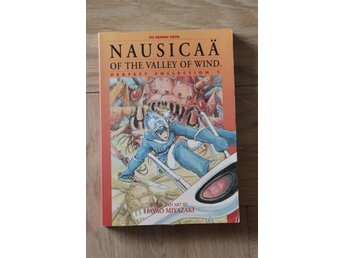Hayao Miyazaki: Nausicaä of the Valley of the Wind, Vol. 1 Perfect Collection