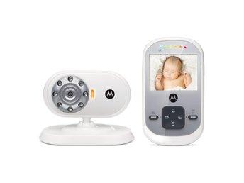 MOTOROLA Babymonitor MBP622 Video - Höganäs - MOTOROLA Babymonitor MBP622 Video - Höganäs