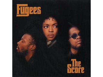 Fugees: The score 1996 (CD)