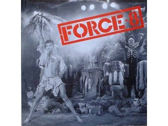 "Force 8 title* New Beginning* Synth-pop 12"" UK"