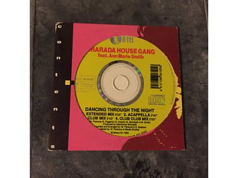 SHARADA HOUSE GANG - DANCING THROUGH THE NIGHT. (CDs)