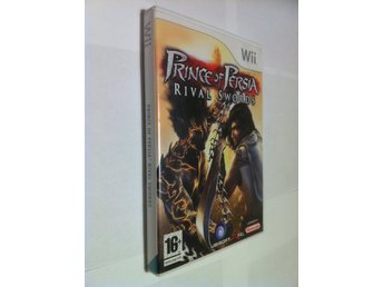 Wii: Prince of Persia: Rival Swords