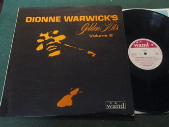 Dionne Warwick's Golden Hits Vol.2