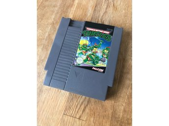 Turtles NES