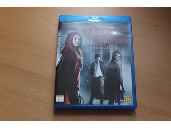 Blu-ray: Red riding hood (Amanda Seyfried, Gary Oldman)