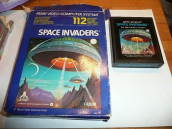 Atari Space Invaders nr 112