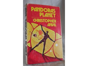 Pandoras planet . Christopher Anvil  . science fiction