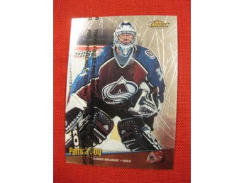 PATRICK ROY COLORADO AVALANCHE - TOPPS FINEST 1998-1999 - 98-99