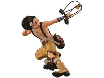 Usopp KING OF ARTIST One Piece 14 cm