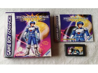 Phantasy Star Collection – GBA – i box