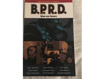 B.P.R.D War on Frogs (Mignola)