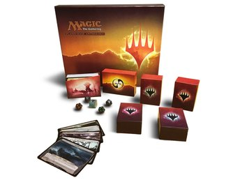 Magic: Planechase Anthology 2016 - skadad box - Kortspel
