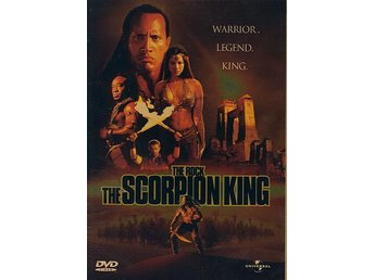 The Scorpion king (The Rock)