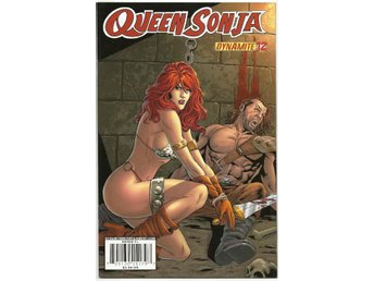 Queen Sonja # 12 Cover B NM Ny Import REA!