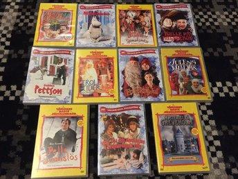 11 DVD BOX . Världens Bästa Julkalendrar , 23 DVD Filmer - Angered - 11 DVD BOX . Världens Bästa Julkalendrar , 23 DVD Filmer - Angered