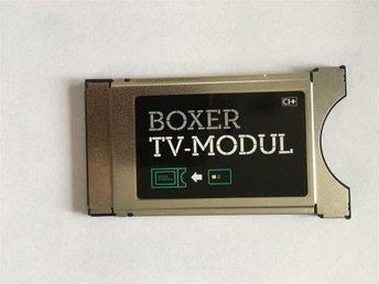 Boxer TV-modul HD CI - Motala - Boxer TV-modul HD CI - Motala