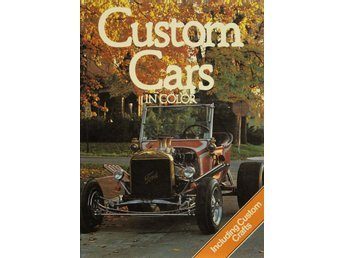 Custom cars in color, Richard Nicholls (Eng)