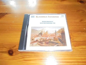 Klassiska Favoriter CD 2: Från Mozarts & Beethovens Tid