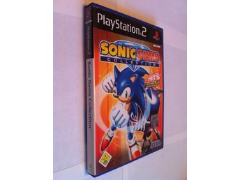 PS2: Sonic Gems Collection
