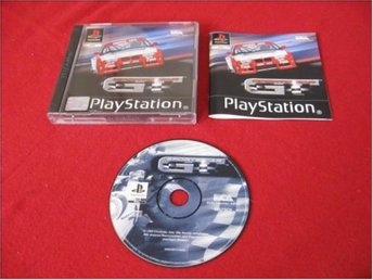 TEST DRIVE 4 till Sony Playstation PSone