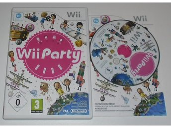 Nintendo Wii: Wii Party