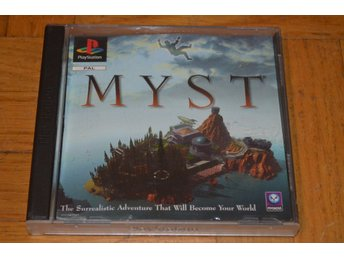 Myst - Playstation PS1