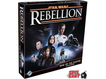 Star Wars Rebellion Rise of The Empire Expanion