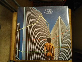 Yes - Going For The One, LP