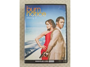 Burn Notice - Säsong 3 - DVD