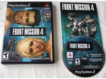 Front Mission 4 (NTSC) (PS2)